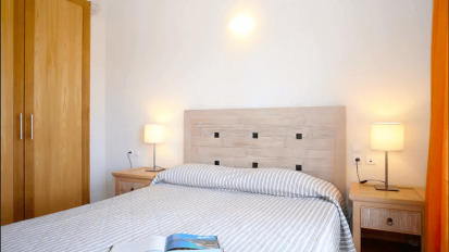 Large Apartment Bedroom A