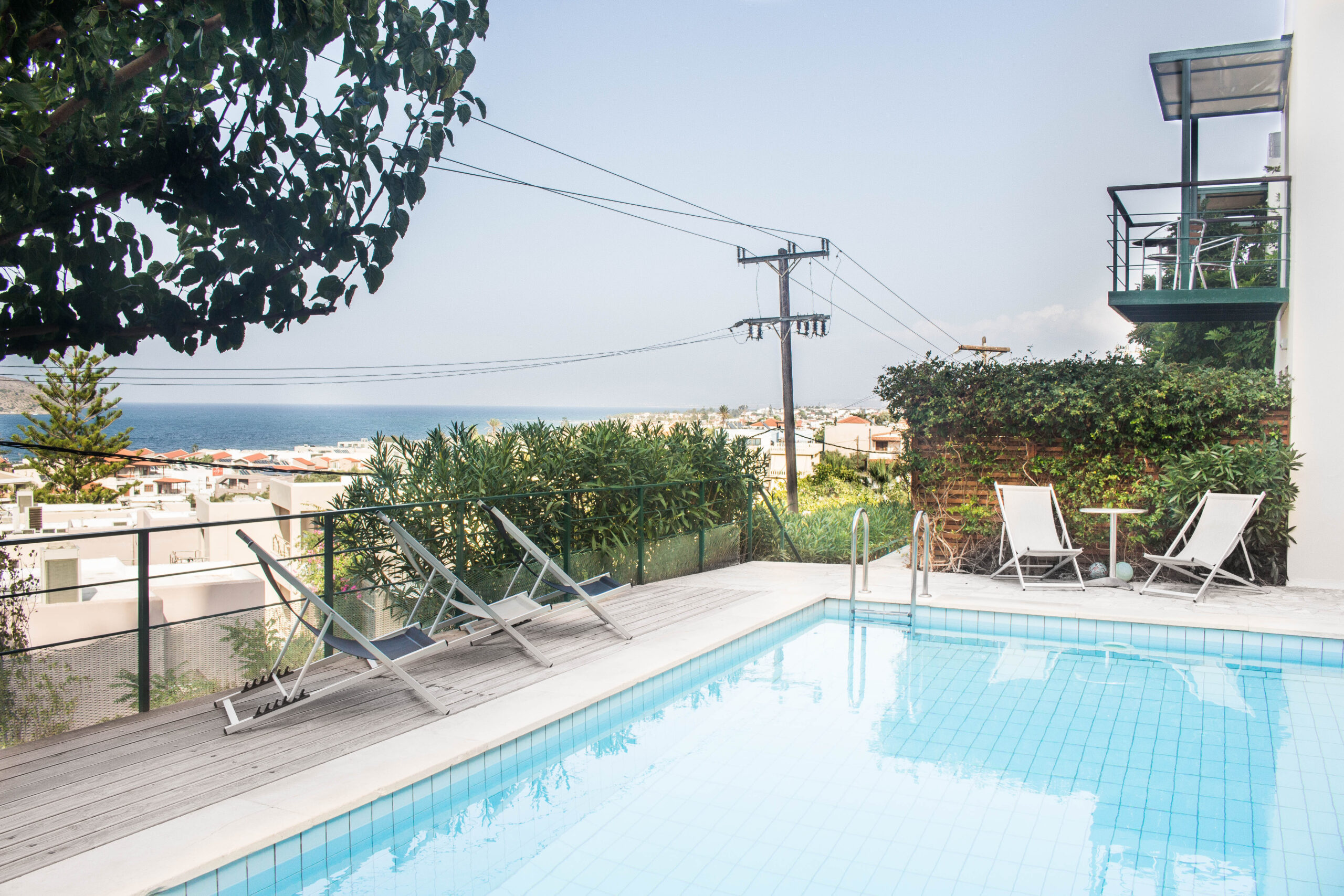 Pelagos Holidays Apartments Swimming Pool